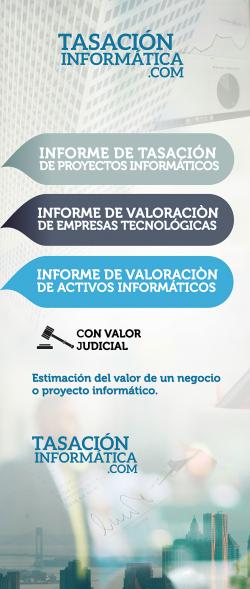 Tasacion informatica Forinvest 2016